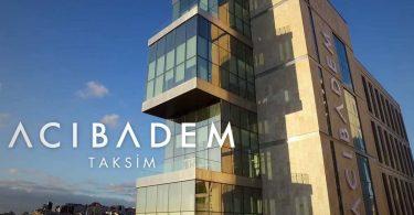 Acibadem Taksim Istanbul