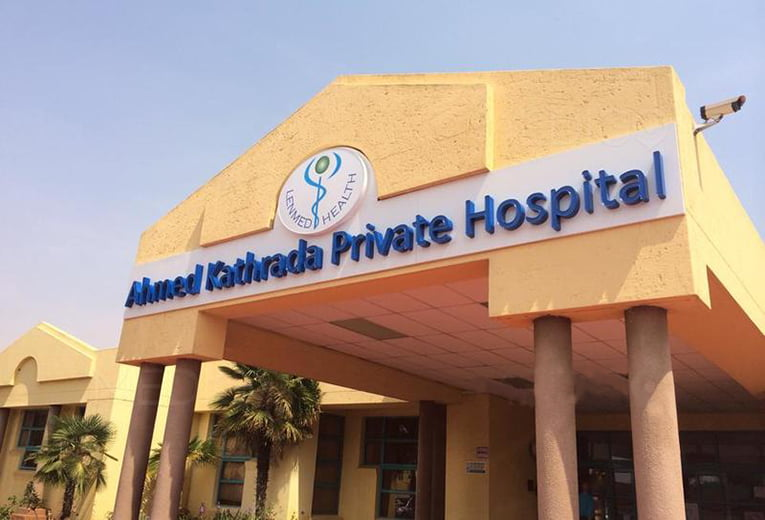 Ahmed Kathrada Private Hospital Johannesburg