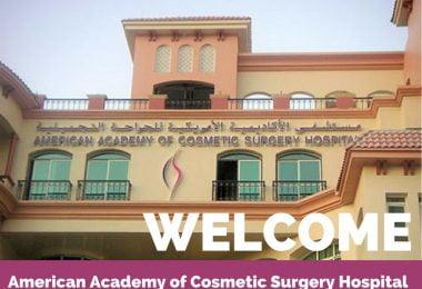American Academy of Cosmetic Surgery Hospital Dubai