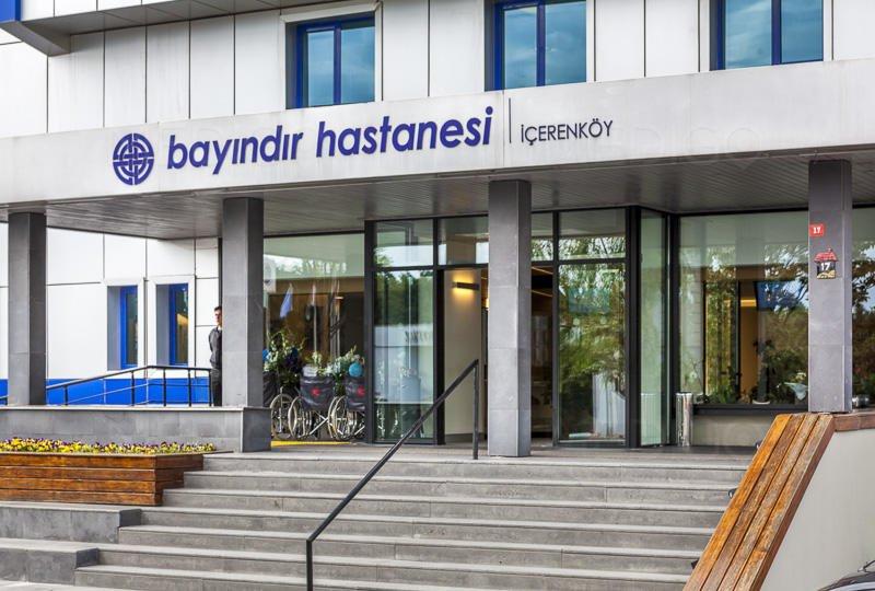 Bayindir Hospital Icerenkoy Istanbul
