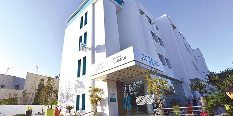 Clinique Ghandi Casablanca