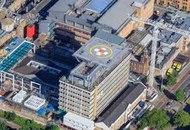 King's College Hospital Londres