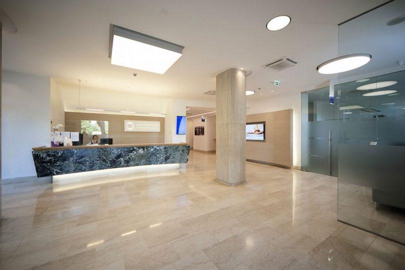 Salvator Mundi International Hospital Rome