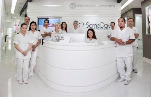Same Day Dental Implants Dubai