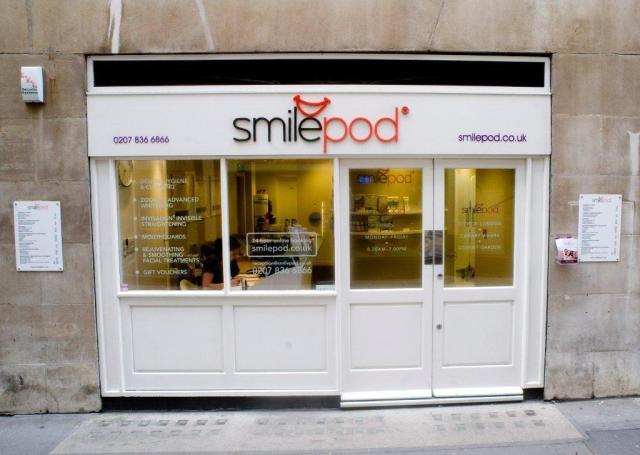 Smilepod - Canary Wharf Londres