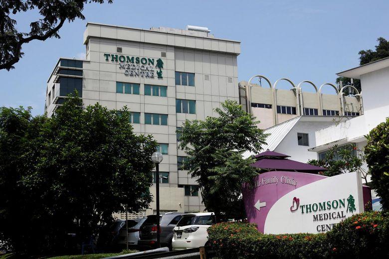 Thomson Medical Centre Singapour