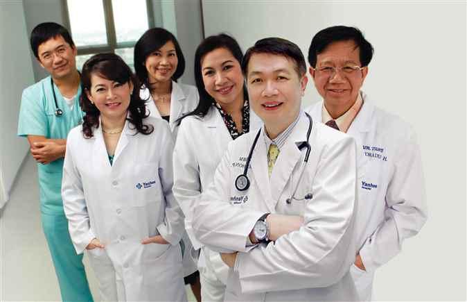 Yanhee International Hospital Bangkok