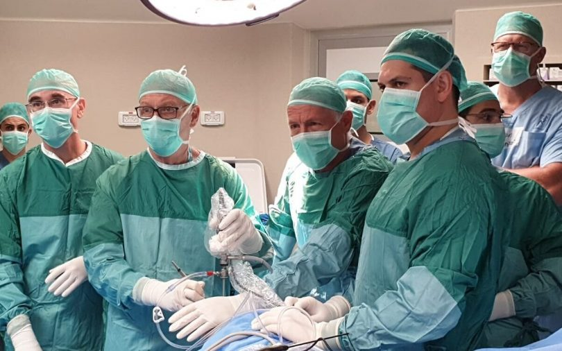 Yitzhak Shamir Medical Center Tzrifin
